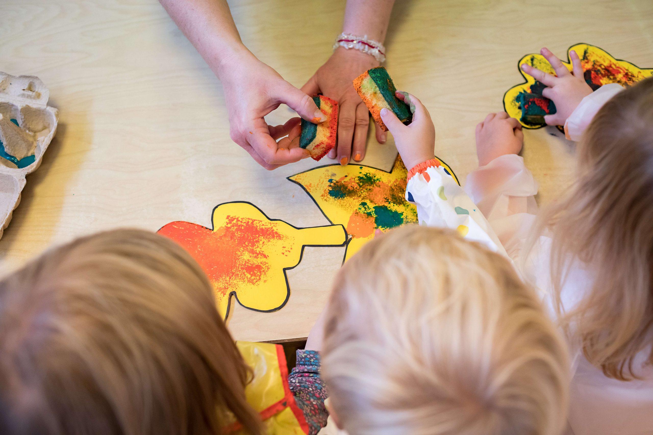 medewerker kinderopvang